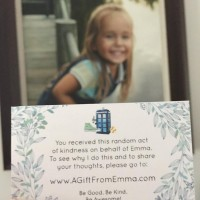 A Child get a new Heart in memory of Emma.